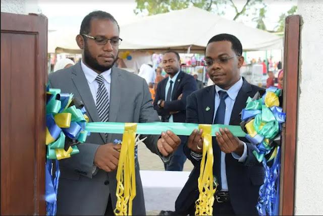 ZSSF Yazindua Utumiaji wa Risiti za Kieletroniki Katika Uwanja wa Watoto Kariakoo Jijini Zanzibar.