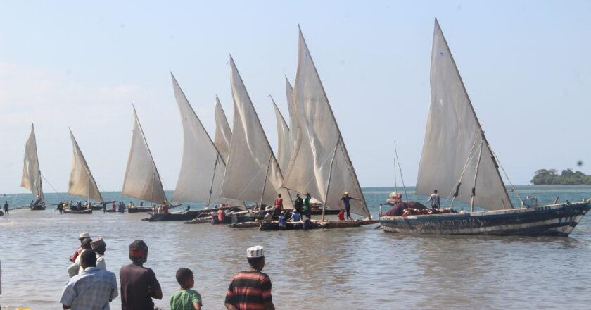 RESI  za Ngalawa ni moja burudani inayotangaza utalii wa Zanzibar