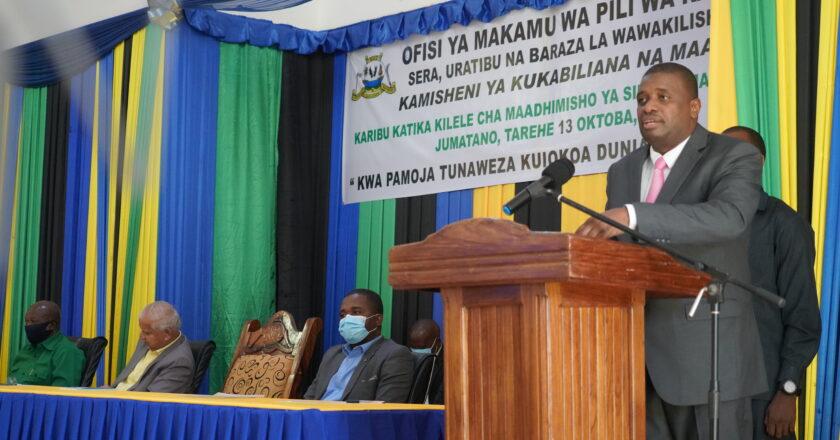 WAGONJWA 4,345 wamethibitishwa kuwa na UVIKO-19 Zanzibar kipindi cha mwezi  April hadi Septemba 2021